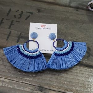Vineyard Vines earrings